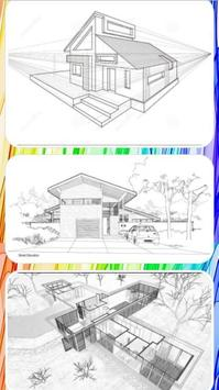 Sketch Of Home Architecture screenshot 5