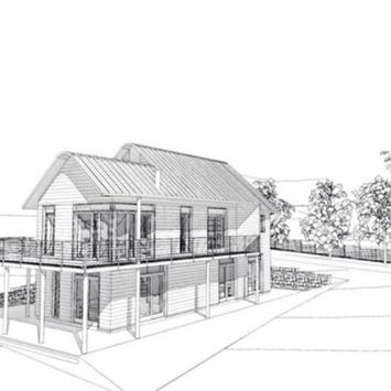 Sketch Of Home Architecture screenshot 1