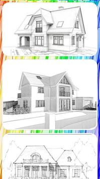 Sketch Of Home Architecture screenshot 3