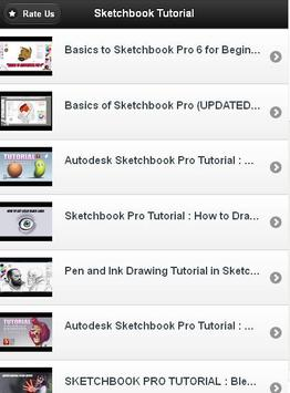 Sketchbook Tutorial Free for Android - APK Download