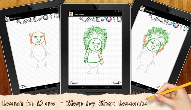 Learn to Draw Sing apk screenshot