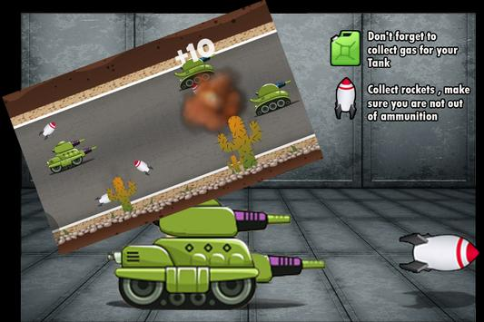 Super Tank Rumble Race apk screenshot