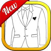 Sketch coat icon