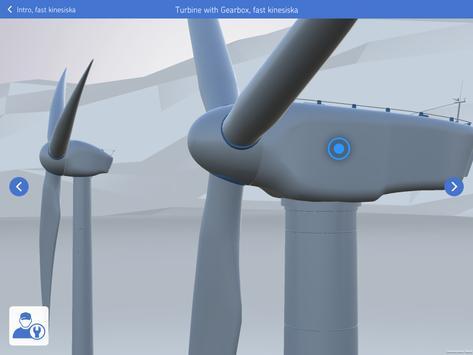 SKF Virtual Wind Turbine apk screenshot