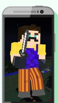 Skins  minecraft apk screenshot