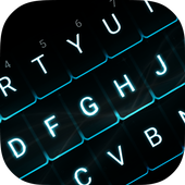 Keyboard for Neon Emoji icon