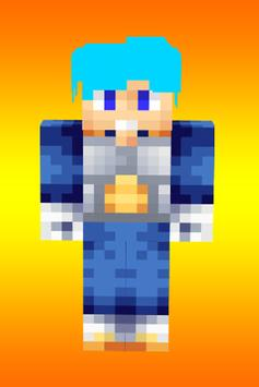 Skin Dragon Ball For MCPE For Android APK Download - Skin para minecraft pe de dragon ball z