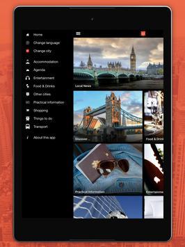 CityInformation apk screenshot