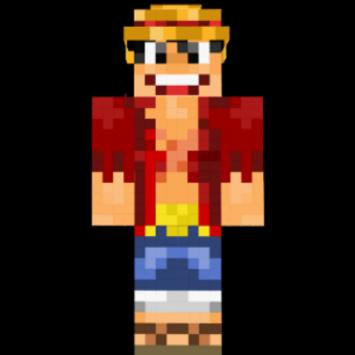 Skin ONE PIECE For MINECRAFT For Android APK Download - Skins para minecraft de one piece