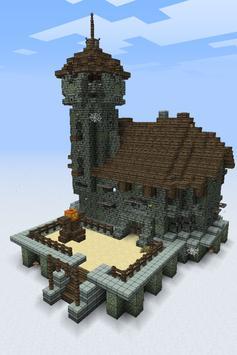 Craft Minecraft Building Ideas apk screenshot