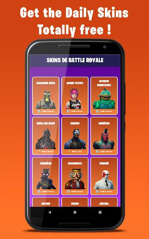 skins battle royale gratis todos los dias captura de pantalla 4 - lider de escuadron amoroso fortnite