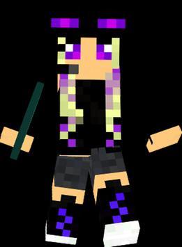 Skins Minecraft PE PROz screenshot 4
