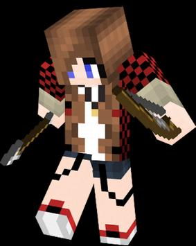 Skins Minecraft PE PROz screenshot 6