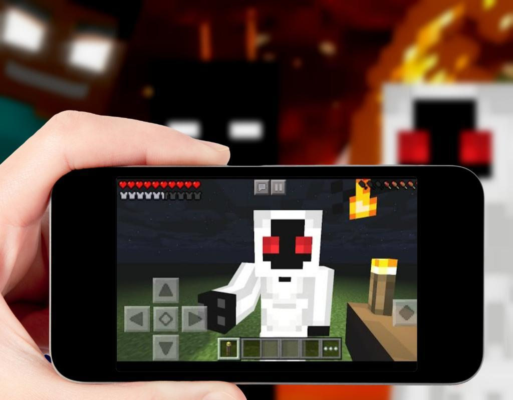 Skins Entity 10 Final Shadow Adventure for MCPE para Android