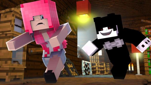 Skins For MCPE Bendy And The Ink Machine Für Android APK - My little pony skins fur minecraft