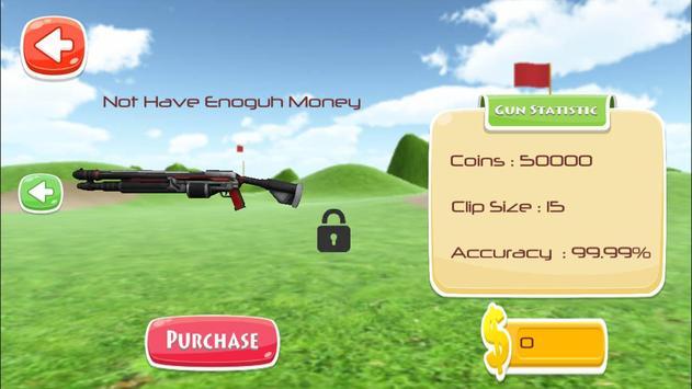 Skeet Shooting : Clay Hunt 3D screenshot 2