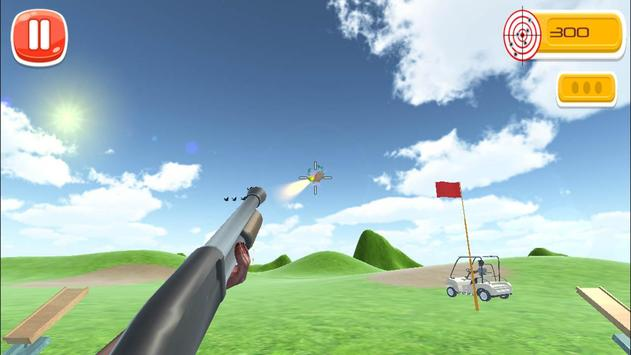 Skeet Shooting : Clay Hunt 3D screenshot 3