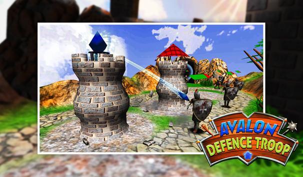 Avange Troop Defence 3D screenshot 4