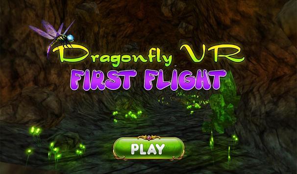 Dragon Fly VR First Flight poster