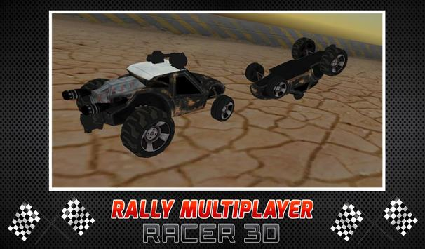 Rally Racing Car Multiplayer apk screenshot