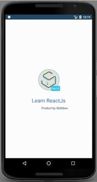 ReactJs: MCQS tests and Interview Questions poster