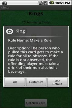 Kings Lite screenshot 1