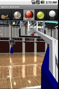 Sports Motions Lite apk screenshot
