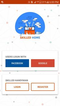 Skill Home poster