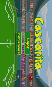 Cascarita poster