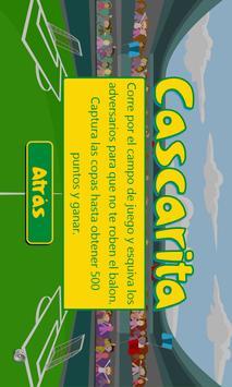 Cascarita apk screenshot