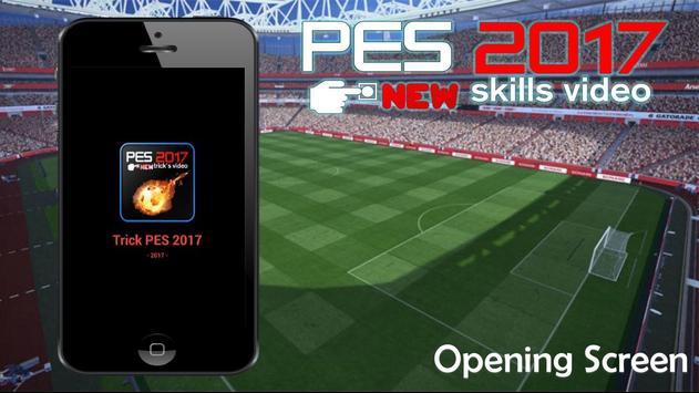 NEW Tricks & Skill PES 2017 screenshot 1