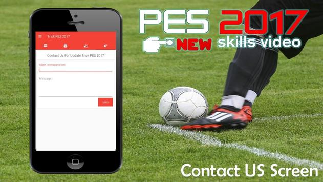 NEW Tricks & Skill PES 2017 screenshot 7
