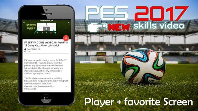 NEW Tricks & Skill PES 2017 screenshot 4