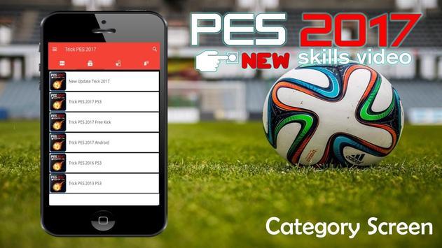 NEW Tricks & Skill PES 2017 screenshot 5