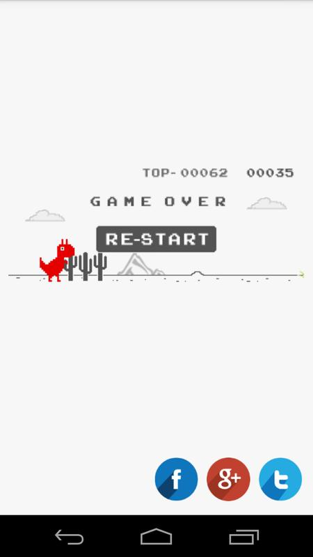 flappy trex runner apk download free arcade game for android