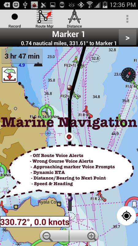 I Boating Marine Navigation Maps Amp Nautical Charts Apk