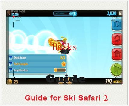 Guide for Ski Safari 2 apk screenshot