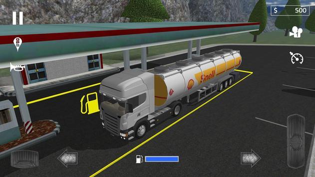 Cargo Transport Simulator 海报