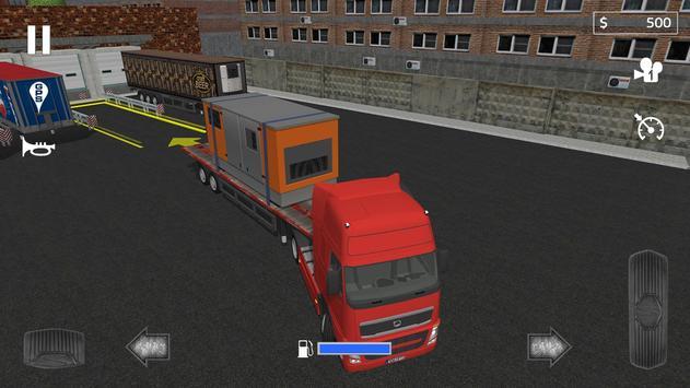 Cargo Transport Simulator 截图 1