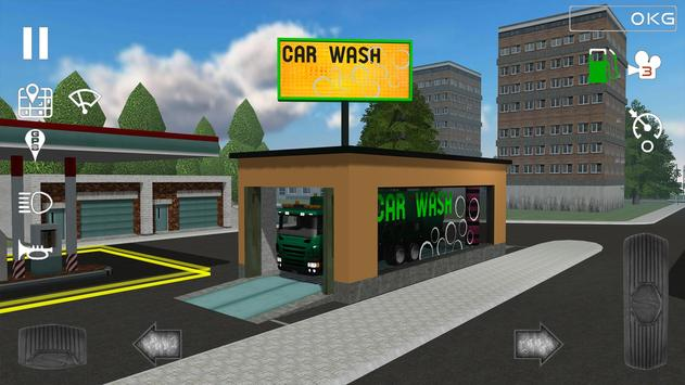 Trash Truck Simulator 截圖 5