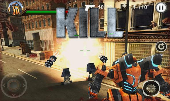 Robot Wars Ultimate apk screenshot