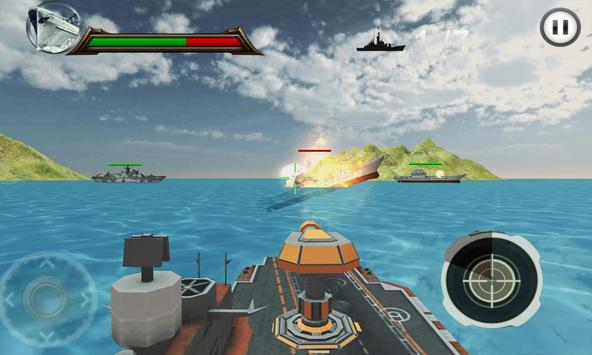 Warship Battle Ultimate apk screenshot