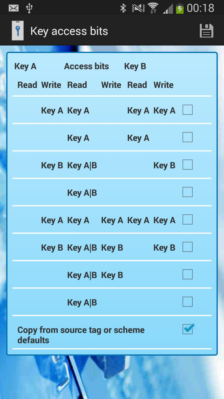 MIFARE Classic Refactor for Android - APK Download