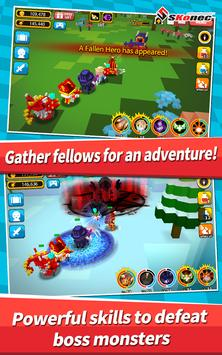 츄츄 히어로즈 скриншот приложения