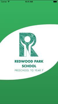 Redwood Park School poster