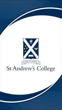 St Andrew's College Merivale Christchurch poster