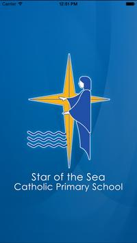 Star of the Sea Catholic PS poster