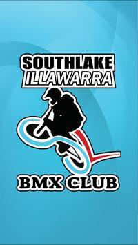 Southlake Illawarra BMX poster