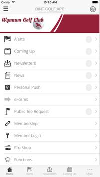 Wynnum Golf Club apk screenshot