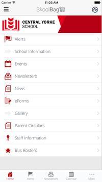 Central Yorke School screenshot 1